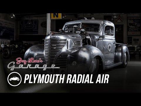 1939 Plymouth Radial Air - Jay Leno's Garage
