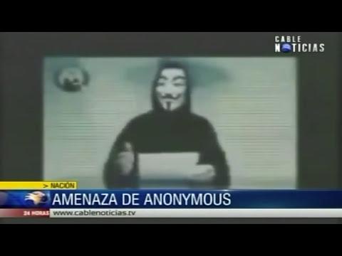 'Anonymous' amenaza con secuestrar a niñas de colegios en Bogotá