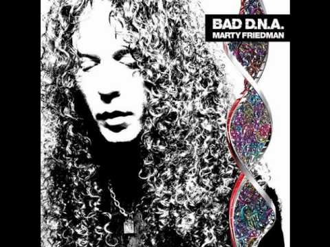 Marty Friedman - BAD DNA 2010 - Random Star