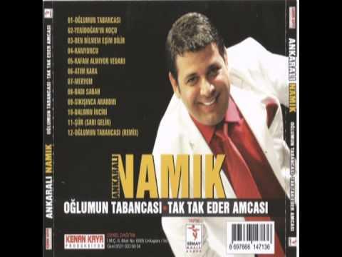 Ankaralı Namık - Oğlumun Tabancası (REMİX) 2013