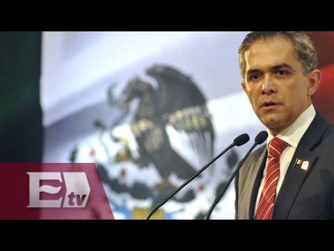 Última hora: Miguel Ángel Mancera y su Tercer Informe de Gobierno