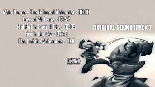 Fullmetal Alchemist: Brotherhood - Original Soundtracks [Complete HD]