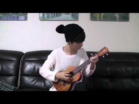(adam Levine) Lost Stars - Sungha Jung (ukulele) video