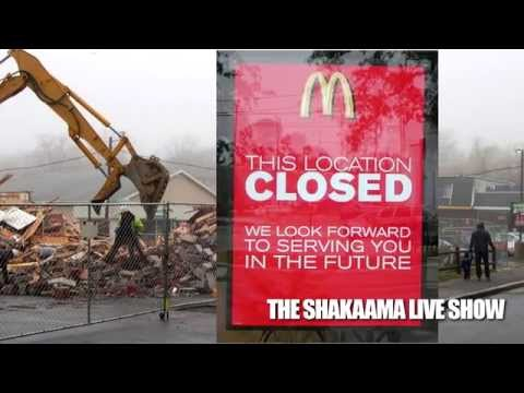 McDonald's Closing 700 Stores Thousands to Lose Jobs