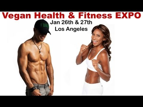 Vegan Health & Fitness Expo!