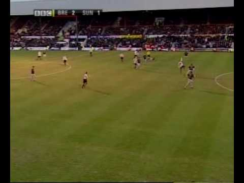DJ Campbell Winning Goal Brentford vs. Sunderland
