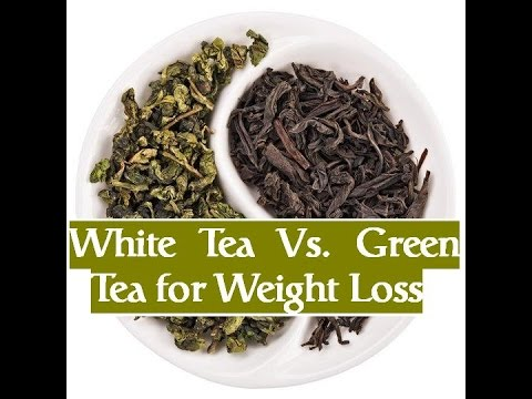 Green Tea Vs White Tea Health Benefits
