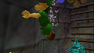 The Legend of Zelda: Ocarina of Time Pacifist