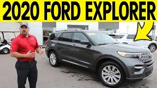 2020 Ford Explorer In Depth Exterior & Interior Walkaround