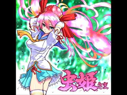 Mushihimesama Bug Panic - Only Love will Dispel Magic (BOSS)