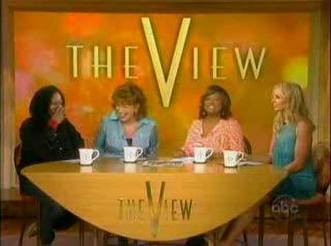 Chelsea Clinton Calls The View Ladies