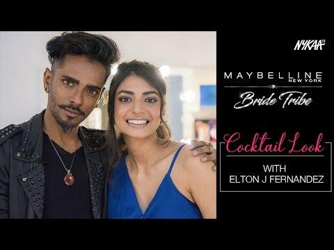 Cocktail Look | Bride Tribe with Elton J Fernandez - Maybelline New York