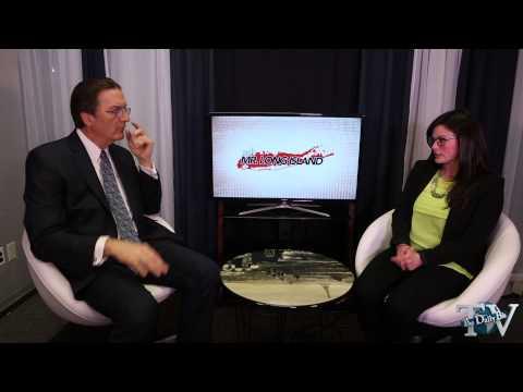 Mr Long Island and Stephanie Israel talk East End Arts