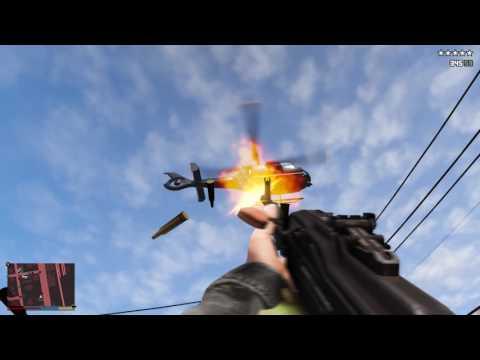 GTA V - Five Star Escape from Paleto Bay