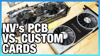 NVIDIA PCBs Slowly Displacing Partners | 2080 FE Analysis