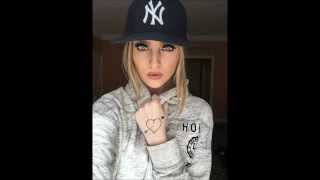 My First Make Up Tutorial! Perrie x