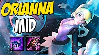 download lagu Qrw E Morreu - Orianna Mid Gameplay - League gratis