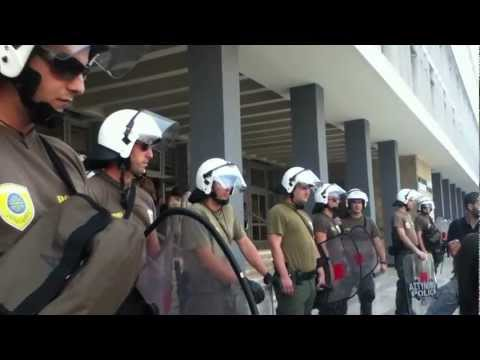 Occupation Delta Solidarity Protest Thessaloniki Greece 13/9/12