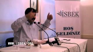 İsbek Konferansları - M. Fatih .ÇITLAK - 16.11.2011