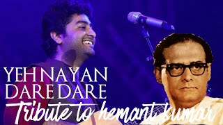 download lagu Tribute To Hemant Kumar By Arijit Singh Live At gratis