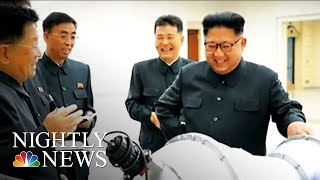 U.S. Says Kim Jong Un Is 'Begging For War'  | NBC Nightly News