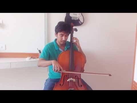 Arijit Singh - Humari Adhuri Kahani Violin Cello Cover ( Instrumental )