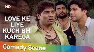 Love Ke Liye Kuch Bhi Karega - Johnny Lever - Best Comedy Scene - Shemaroo Bollywood Comedy
