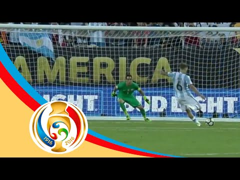 Tanda de penales   Final Copa America    Televisa Deportes