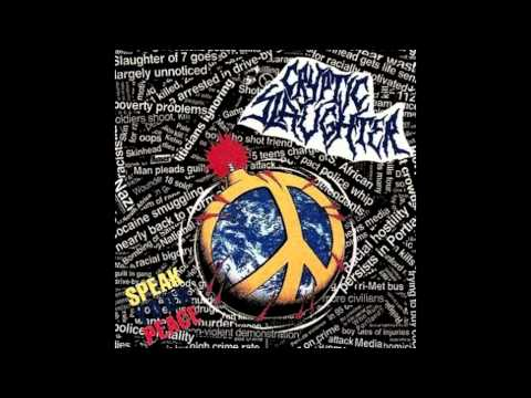 Cryptic Slaughter - Born Too Soon