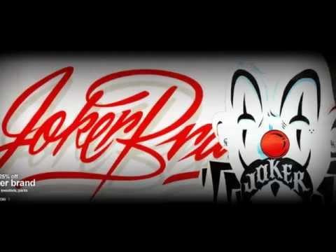 Graffitis de joker brand c-kan - Imagui