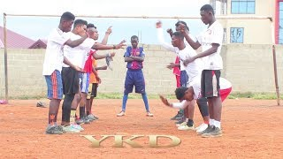 FOOTBALL AFRO BEAT GIVE WAY DANCE VIDEO BY YKD yewo krom dancers