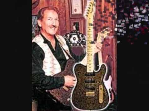 James Burton-Mystery Train