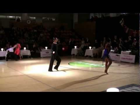 Helsinki Open  WDSF World Open final jive