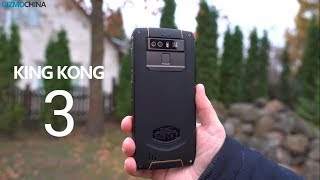 Cubot King Kong 3 Review - Pretty Good Budget Rugged Phone