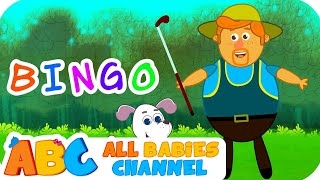 Bingo Rhymes for Children | Nursery Rhymes | Popular Nursery Rhymes for Kids