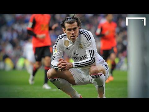 Ancelotti defends Gareth Bale's performances