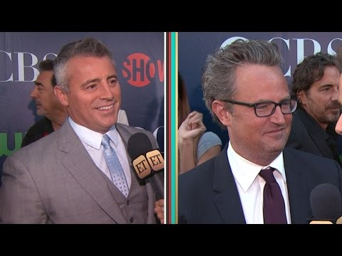 Matt LeBlanc and Matthew Perry Weren't Invited To Jennifer Aniston's Wedding