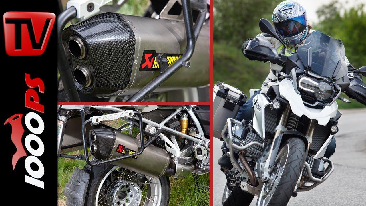 BMW R1200GS -2014 | Akrapovič + PowerCommander ...