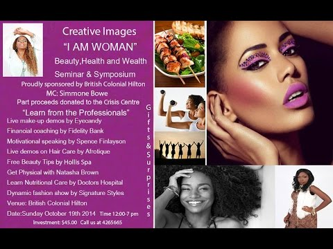 I Am Woman Seminar