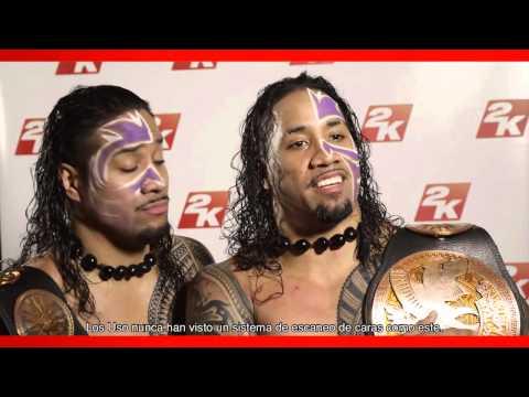 La Creacion de WWE 2K15 Ep 1 Una nueva generacion de lucha libre