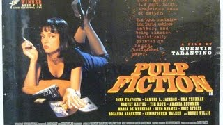 Pulp Fiction- Fan Trailer