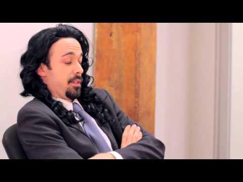 "Long Haired Businessmen - ""Job Interview"""