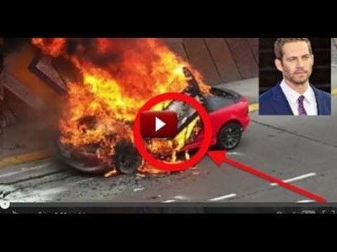 """: MOMENTO EXACTO DEL ACCIDENTE DE PAUL WALKER (COMPLETO) - YouTube"