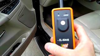 """Копия видео """"Привязка датчиков давления в шинах. GM trucks, Cadillac Escalade"""""""