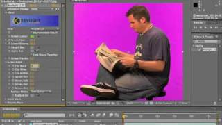 Adobe After Effects CS4: How to ma