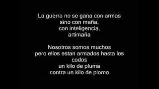 'Pesado como Pluma' Cumbia Ninja (Versión CD completo) con LETRA