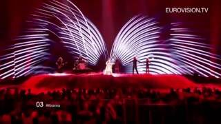 Eurovision Albania 2004 -2015 All