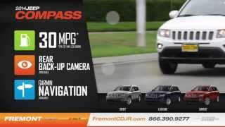 2014 Jeep Compass Limited Overview | Fremont CDJR