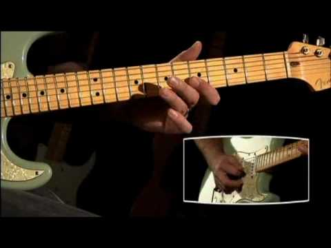 Duane Allman Licks lesson @ GuitarInstructor.com by Greg Koch (excerpt)