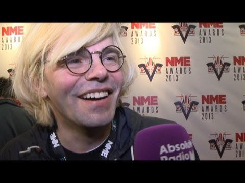 NME Awards 2013: Tim Burgess (The Charlatans) Interview